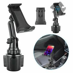 Adjustable Cup Holder Mount Expandable For iPhone 11 Samsung