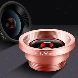2 Pack 0.45X Wide Angle & 15X Macro Lens Cell Phone Camera L