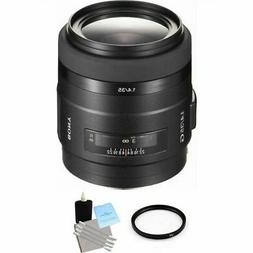Sony 35mm f/1.4G Wide Angle Prime Lens + UV Filter & Lens Cl
