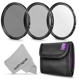 72MM Altura Photo Professional Photography Filter Kit  for C