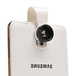 Apexel 2 in 1 Wide Angle Macro Camera Lens Kit for iPhone X/