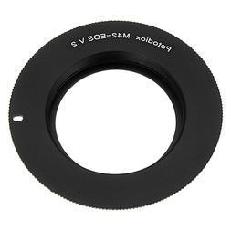 Fotodiox Pro Lens Mount Adapter - M42 Type 2 Screw Mount Len