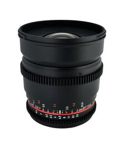 Rokinon CV16M-C 16mm T2.2 Cine Wide Angle Fixed Lens for Can