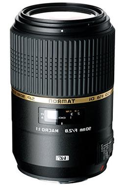 Tamron AFF004N700 SP 90MM F/2.8 DI MACRO 1:1 VC USD For Niko
