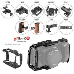 SmallRig Cage/SSD Clamp/Handle/Mount Kit for Blackmagic Cine