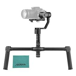 Zhiyun Crane V2 3 Axis Stabilizer Handheld Gimbal with Dual