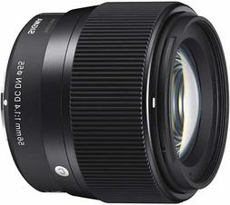 Sigma DC DN 56mm F1.4 Micro Four Thirds Mount Standard Lens