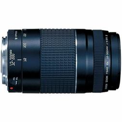 Canon EF 75-300mm f/4-5.6 III Telephoto Zoom Lens for SLR Ca