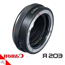 Canon EF-EOS R Control Ring Lens Mount Adapter  -100% Authen