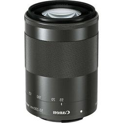 Canon EF-M 55-200mm f/4.5-6.3 IS STM Lens  9517B002 - New in