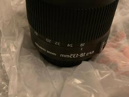 Canon EF-S 18-135mm f/3.5-5.6 IS STM Lens New /w Caps