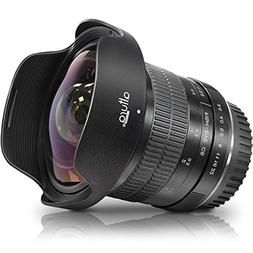 Altura Photo 8MM f/3.0 Fisheye Lens for Canon - Ultra Wide A