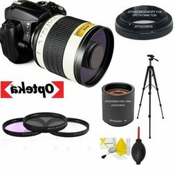 F/6.3 HD TELEPHOTO ZOOM LENS 500-1000MM FOR CANON EOS REBEL