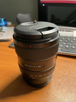 Sony FE 24mm f/1.4 GM Camera Lens