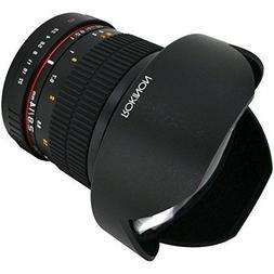 Rokinon FE14M-C 14mm F2.8 Ultra Wide Lens for Canon  - Fixed