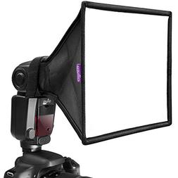 """Flash Diffuser Light Softbox 9x7"""" by Altura Photo  for Can"""