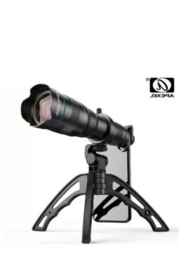 Apexel HD Cell Phone Lens APL-JS36X Telephoto Lens with Shut