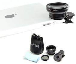 iShot Pro 37mm Universal Professional HD Camera Lens Kit for