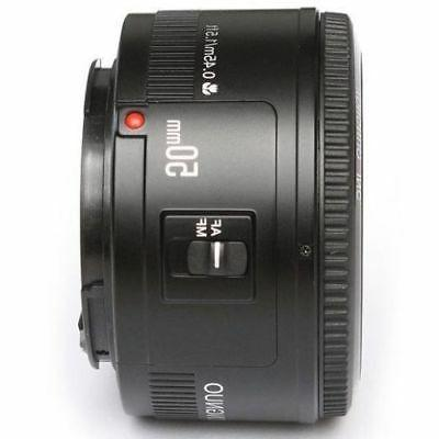 50mm for Canon Mark 1100D D3300 T6i T7i