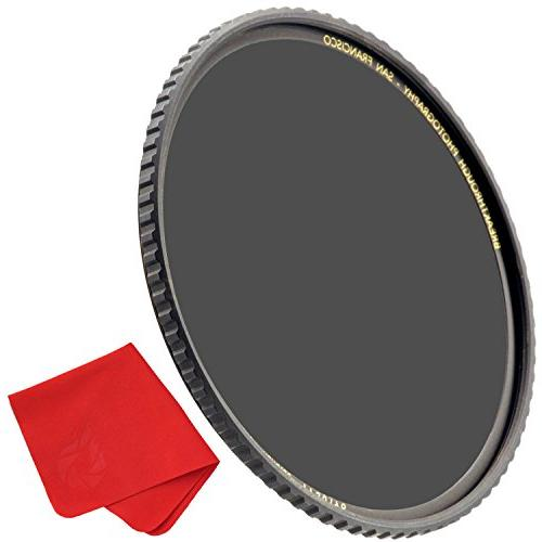 Breakthrough Photography 77mm X4 6-Stop ND Filter for Camera