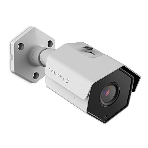Amcrest UltraHD 5MP POE Bullet IP Security Camera, 2592x1944