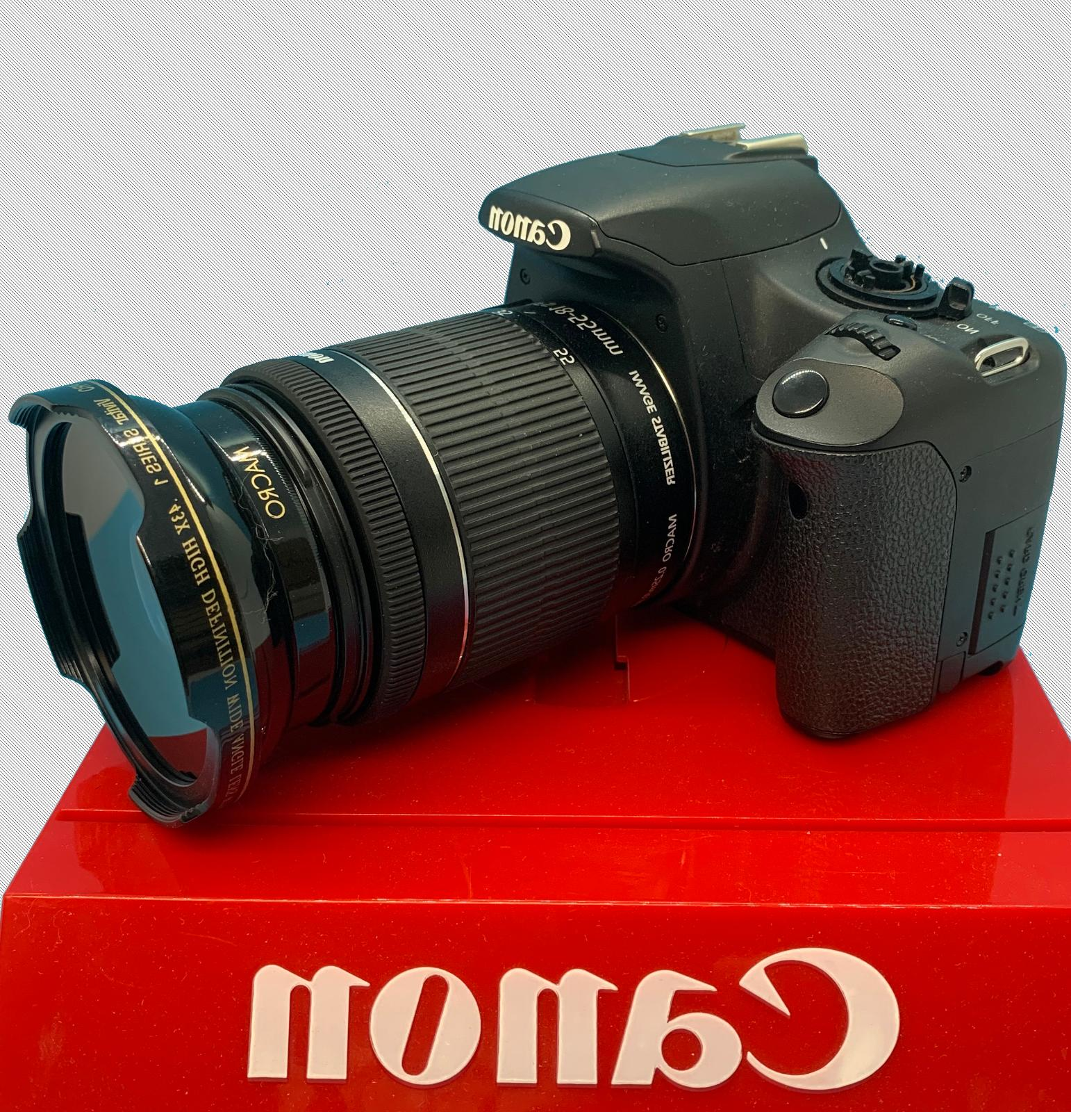 hd wide angle lens macro for canon