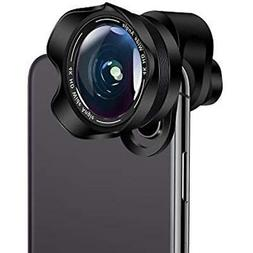 Lens Attachments Cell Phone Camera Lens,TODI 4K HD 2 In 1 As