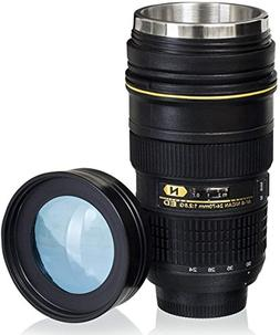 Wrcibor Lens Cup with Stainless Steel Insulated Tumbler, 1:1