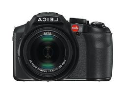 Leica 18191 V-LUX 4 12.7MP Compact System Camera with 3.0-In