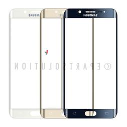 NEW Samsung Galaxy S6 Edge Plus SM-G928 Front Glass Outer Le