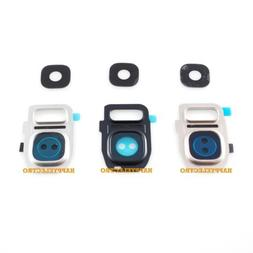 OEM Camera Glass Lens Cover with Frame Holder Samsung Galaxy