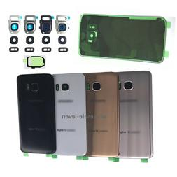 OEM For Samsung Galaxy S7 / S7 Edge Back Glass Cover IP68  /
