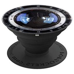 Old Type Camera Lens - PopSockets Grip and Stand for Phones