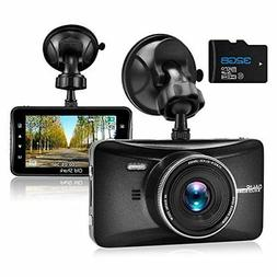 ? Oldshark 1080P Dash Cam With 170 Wide-Angle Lens, Dash Bod