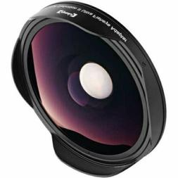 Opteka OPT-SC52FE Titanium Series 52mm 0.3X HD Ultra Fisheye