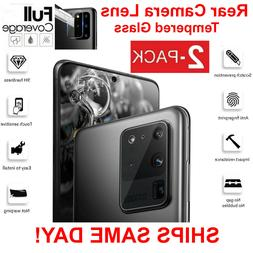 For Samsung Galaxy S20 Ultra S20+ Tempered Glass Camera Lens