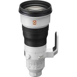 Sony SEL400F28GM 400mm F/2.8-2.8 Fixed Prime Camera Lens, Wh